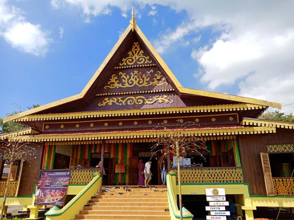 Balai Adat Melayu - Wisata Pulau Penyengat - Yopie Pangkey - 7