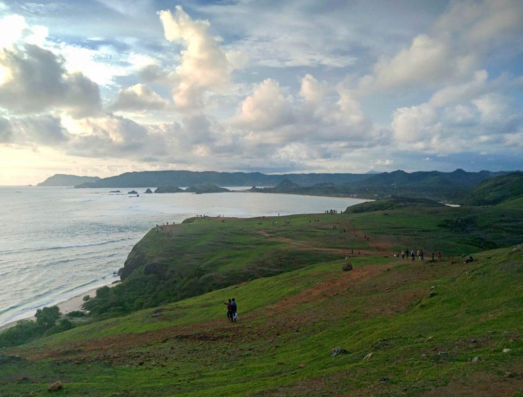 foto bukit merese lombok - Yopie Pangkey