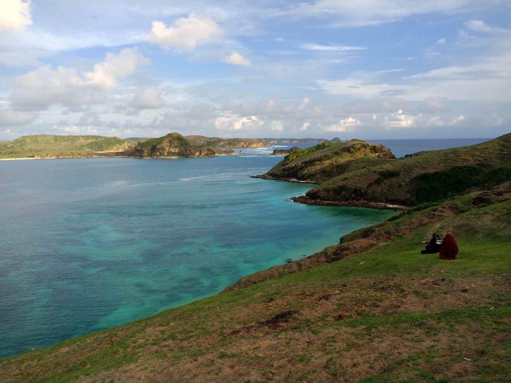 keindahan bukit merese lombok - Yopie Pangkey