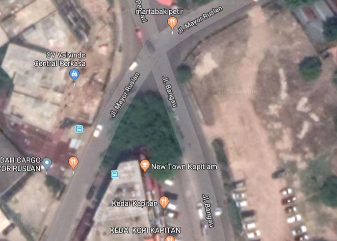 Alamat Newtown Kopitiam jalan bangau