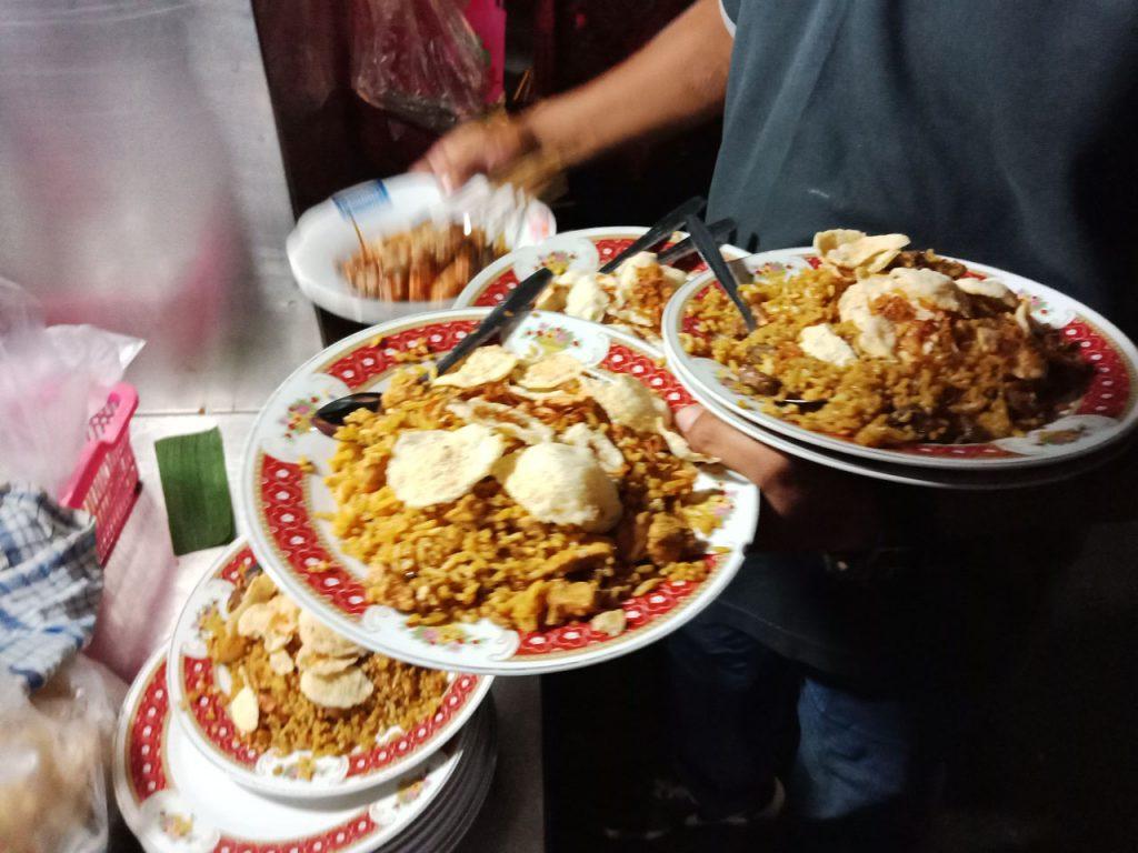 Harga Nasi Goreng Kambing Kebon Sirih - 30ribu - Kuliner Menteng - Yopie Pangkey - yopiefranz - 3