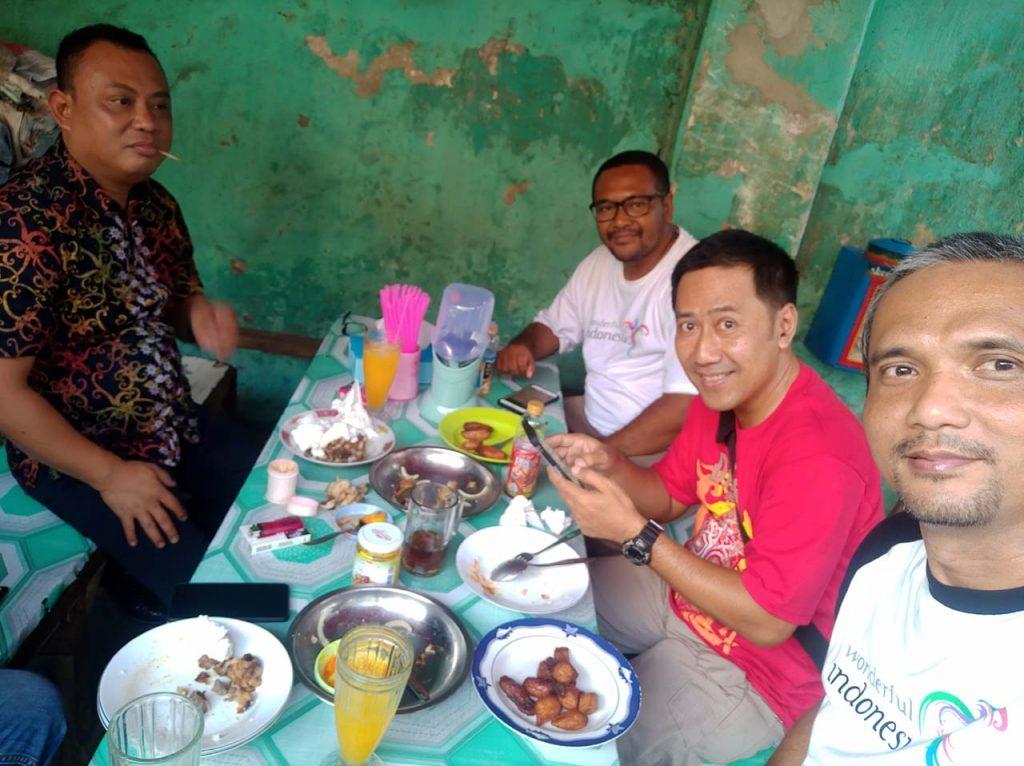 Generasi Pesona Indonesia -  Yopie Pangkey - @yopiefranz - 5
