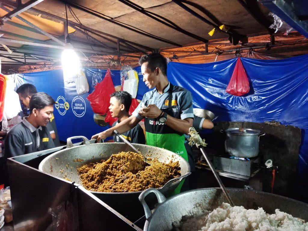 Sejarah Nasi Goreng Kambing Kebon Sirih - dari tahun 1958 -  yopiefranz - 4