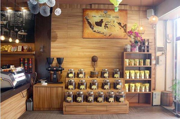 elscoffee - cafe romantis di bandar lampung