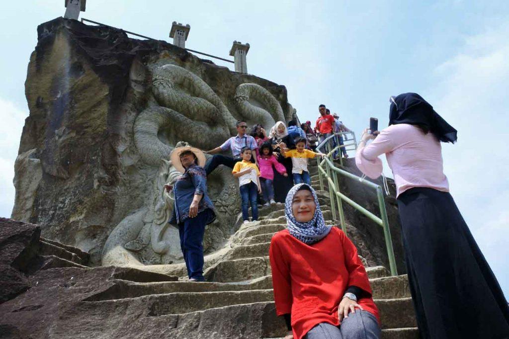 Tebing Breksi Yogyakarta