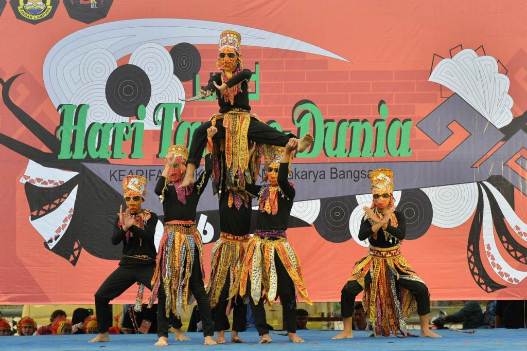Hari Tari Sedunia - Lampung - Yopie Pangkey - 7
