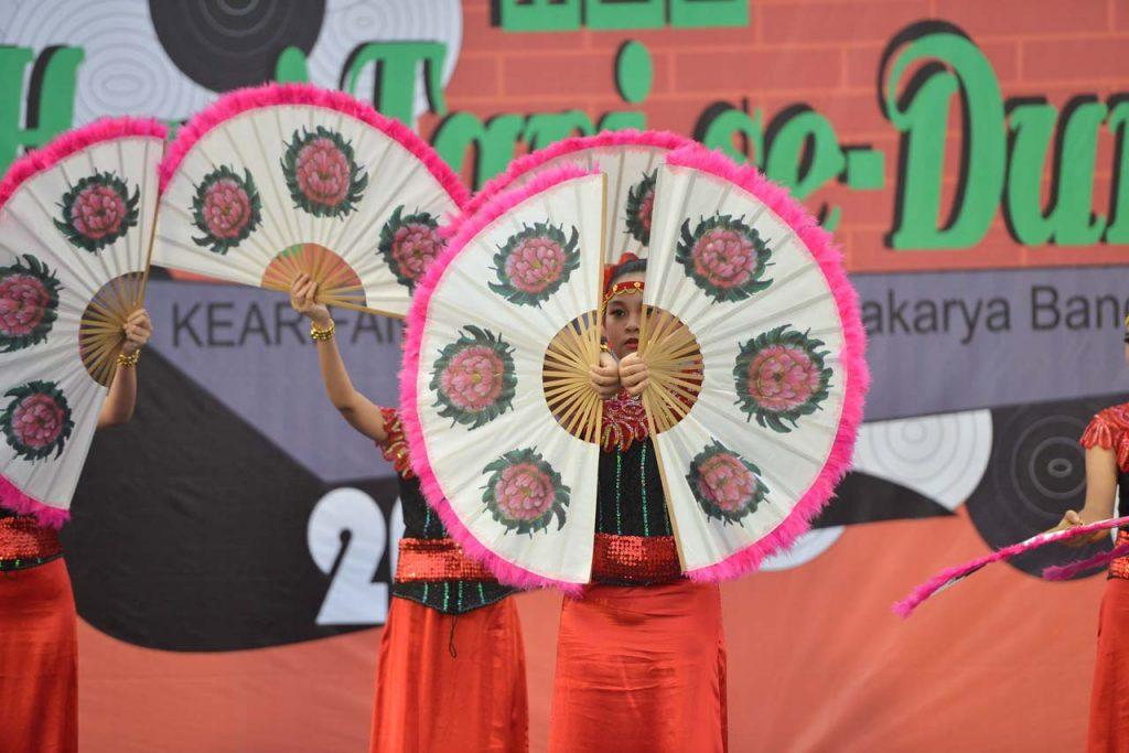 Hari Tari Sedunia - Lampung - Yopie Pangkey