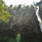 Air Terjun Putri Malu Banjit - Way Kanan - Yopie Pangkey