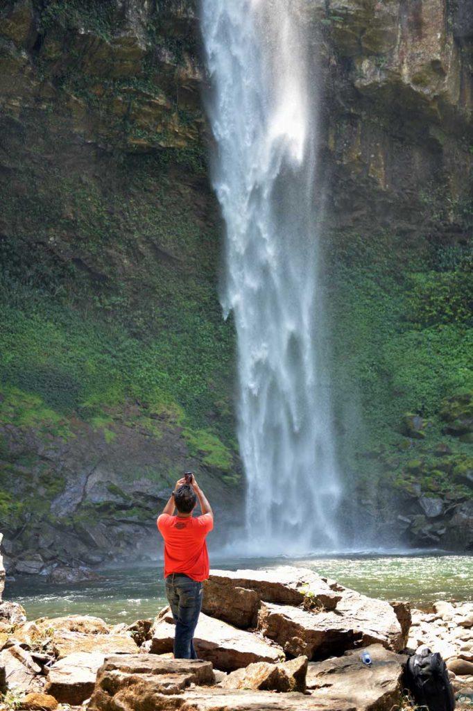 Air Terjun Putri Malu Banjit - Way Kanan - Yopie Pangkey - 2