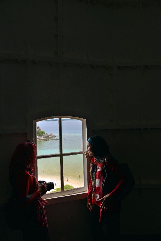 wisata belitung - pulau lengkuas - yopie pangkey - 19