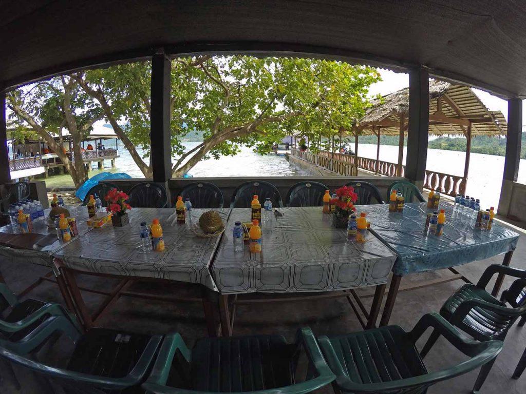 Fasilitas di Pulau Tanjung Putus - RA Virgiawan - 1