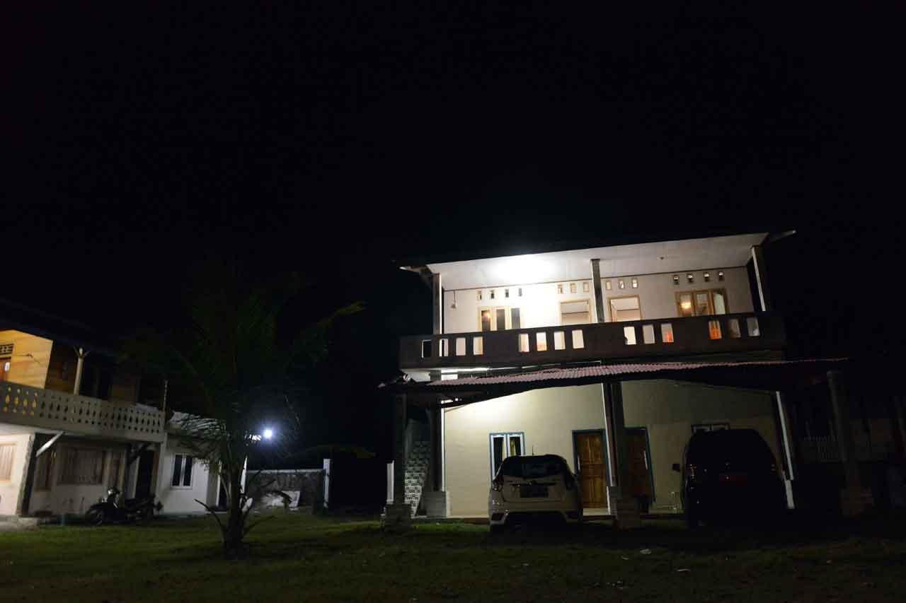 Djabung Resort - Pantai Tanjung Setia - Pesisir Barat - Yopie Pangkey - 1