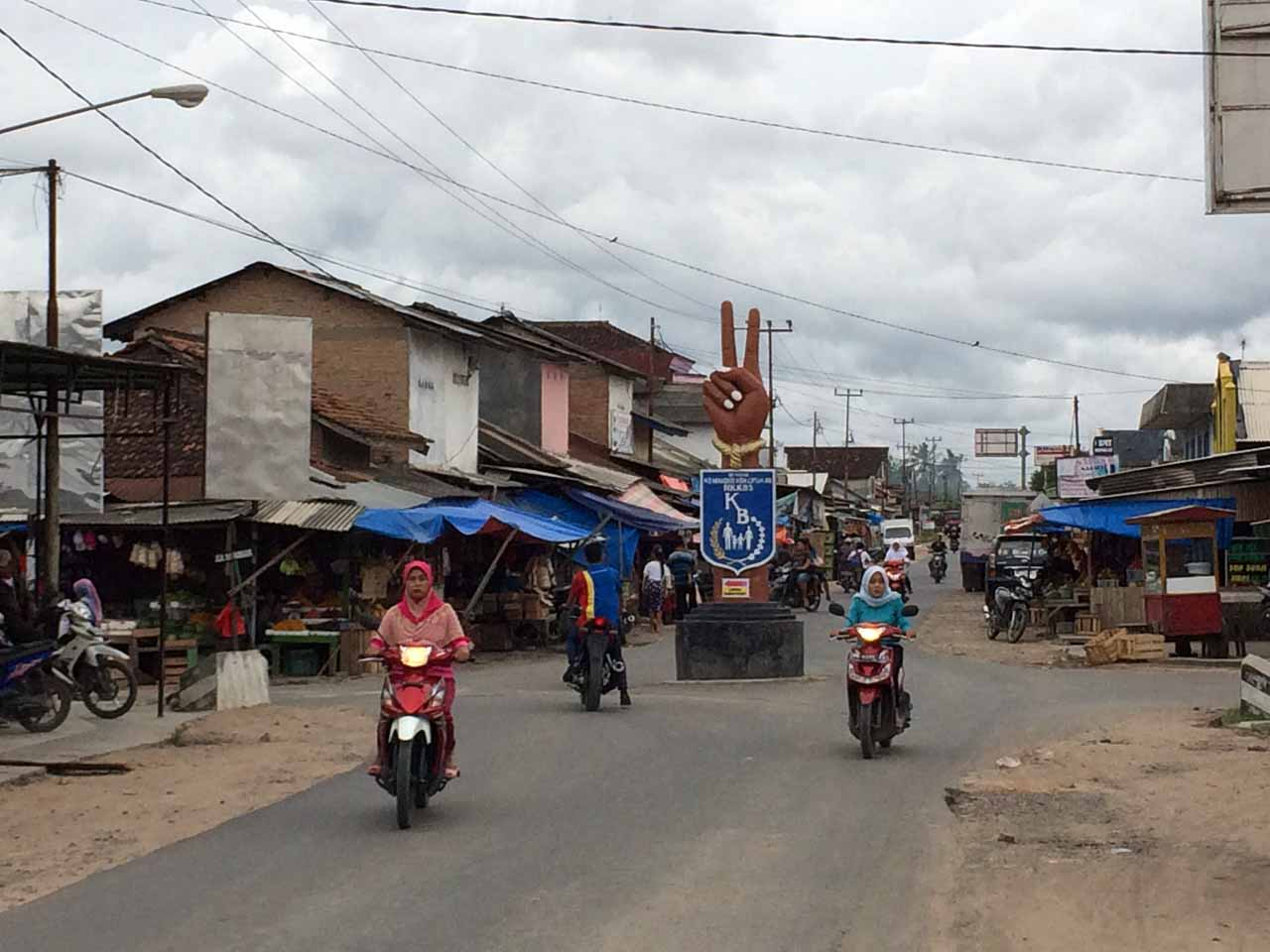 Tugu KB - Tanjung Bintang - Yopie Pangkey