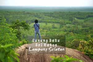 Wisata Gunung Batu Sri Katon - Yopie Pangkey - thumbnail