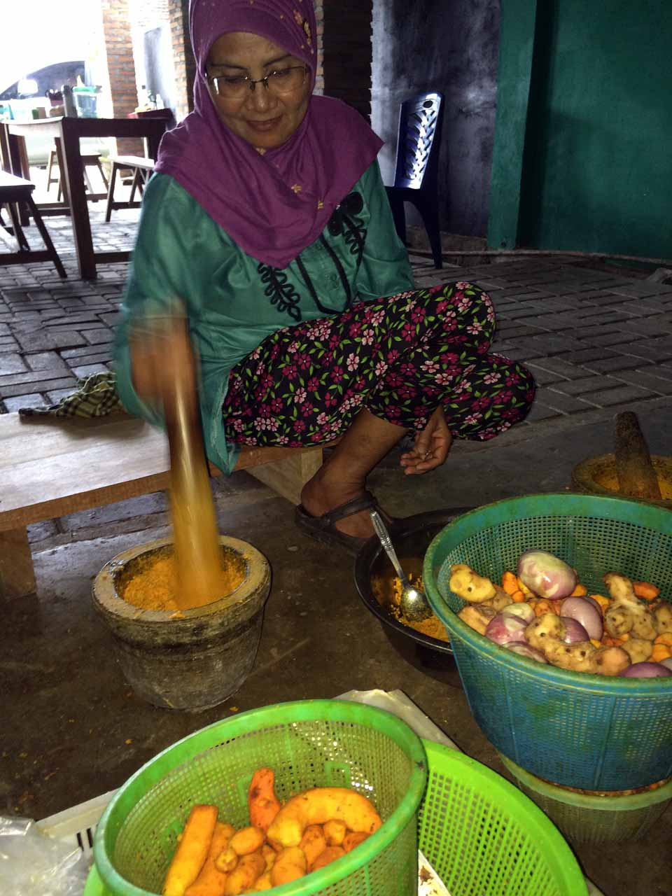 Sop Gangan - RM Sari Gangan - Kuliner Belitung - Yopie Pangkey - 7