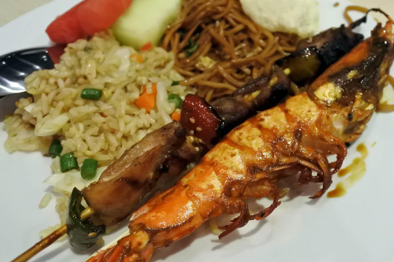 Aroma Seafood Market - Kuliner Bandar Lampung - Yopie Pangkey - Nikon 1 J5 - 1
