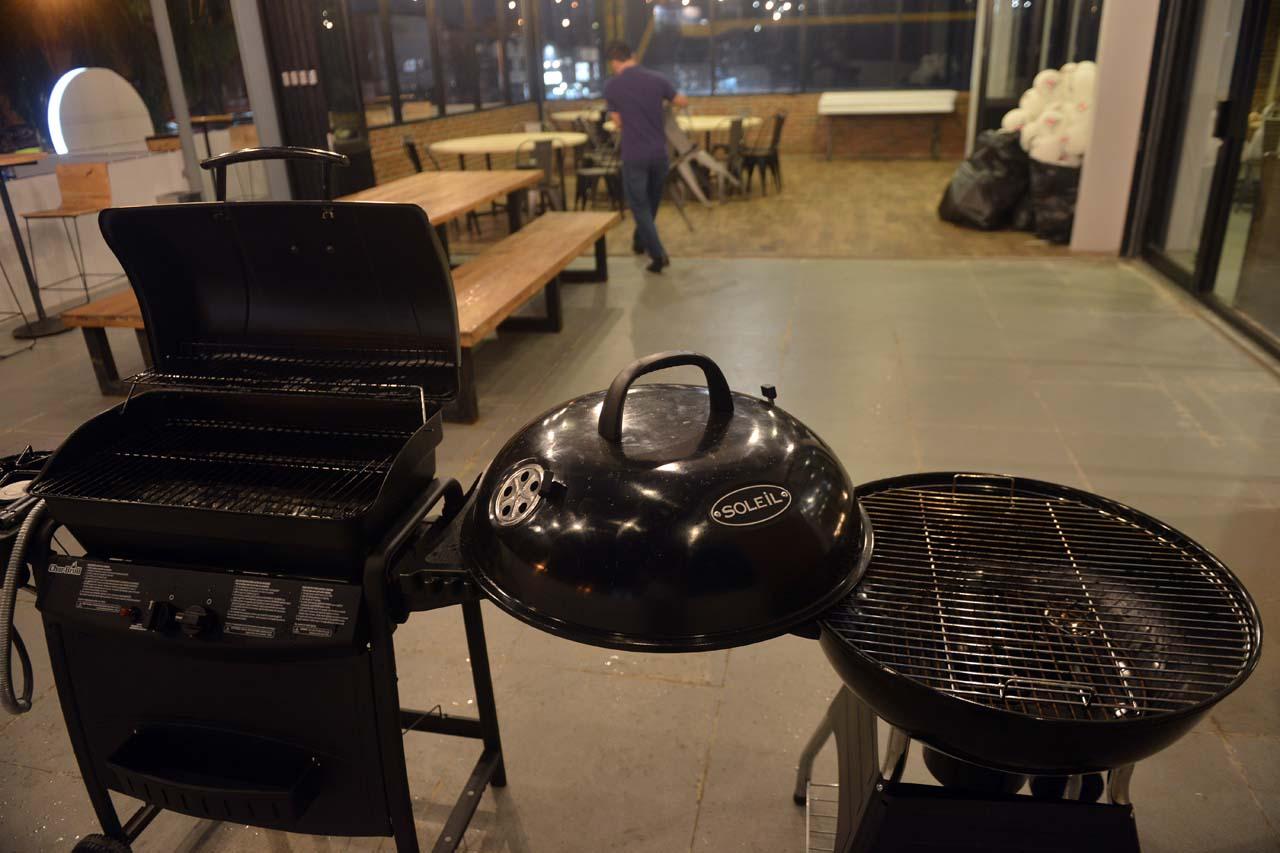 BBQ Party - Aroma Seafood Market - Kuliner Bandar Lampung - Yopie Pangkey - Nikon 1 J5 - 18
