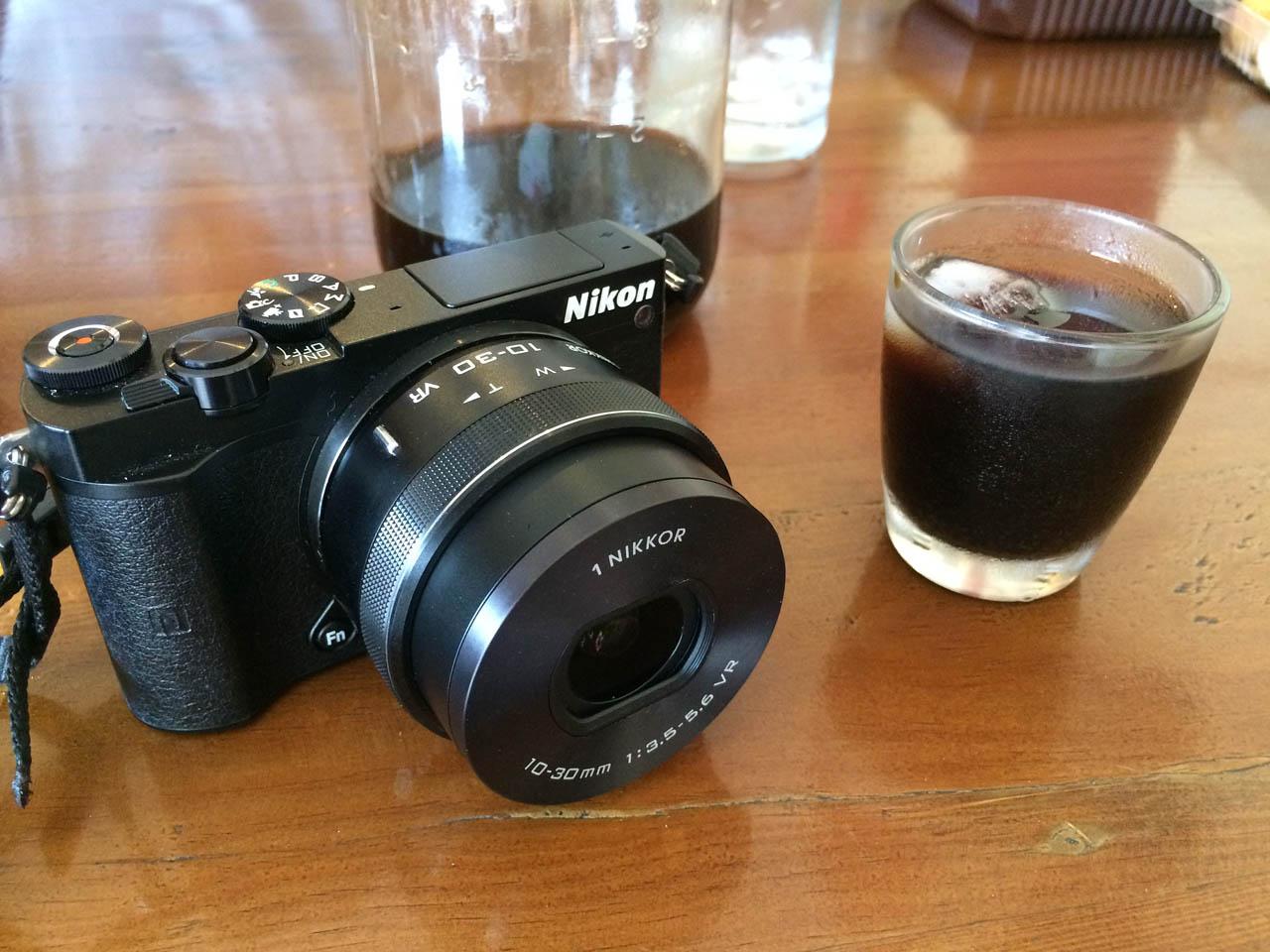 Nikon 1 J5 review Indonesia