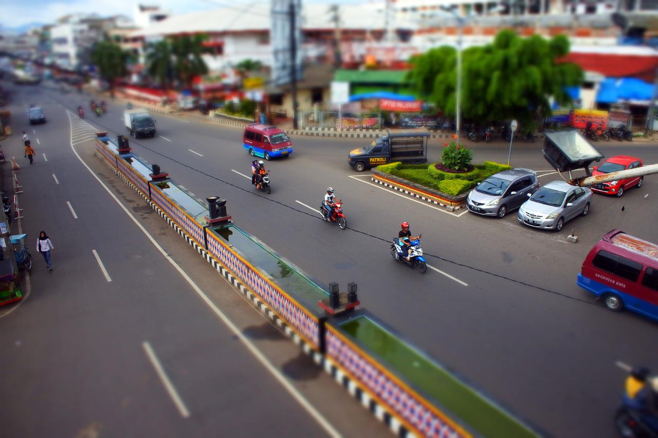 efek miniatur - Hasil Foto Kamera mirrorless nikon 1 j5 - yopie pangkey - 4
