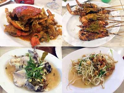 Jumbo Seafood Lampung - resto di bandar lampung