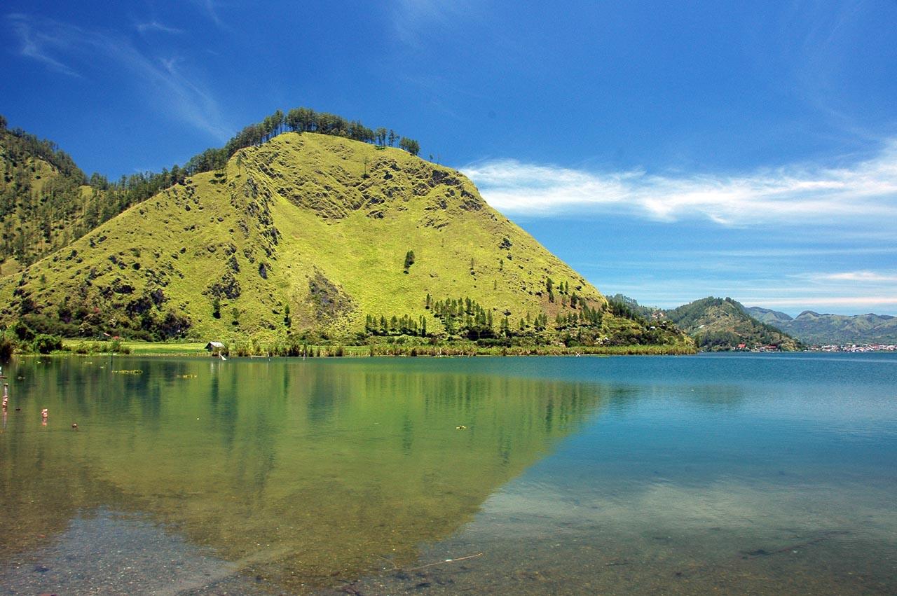 Danau Laut Tawar, Tempat Wisata Penuh Pesona di Aceh Tengah