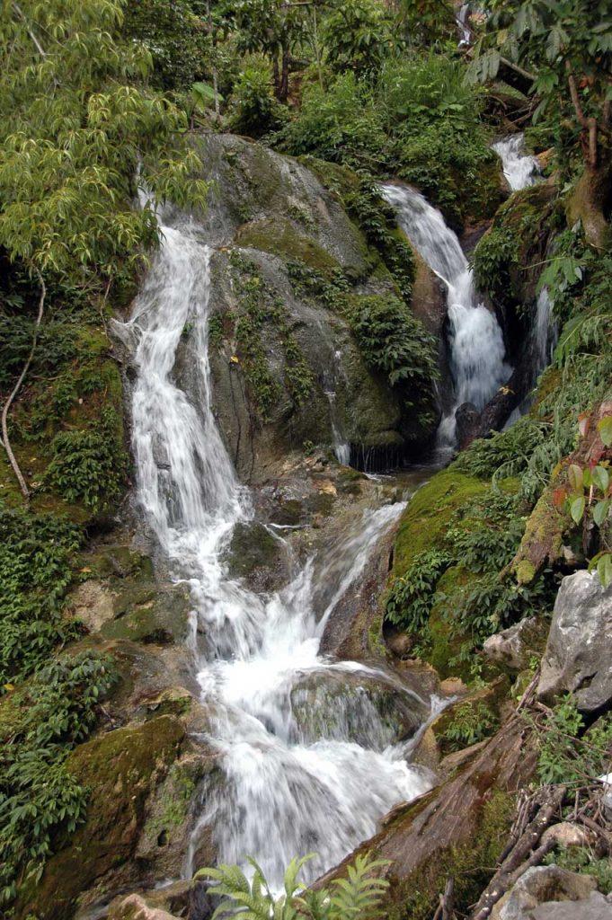 Air Terjun Mengaya - tempat wisata di takengon - aceh tengah - yopie pangkey