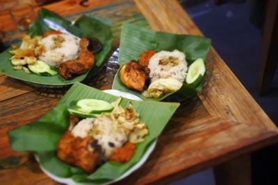nasi liwet sambel alu - kuliner bandar lampung - yopie pangkey