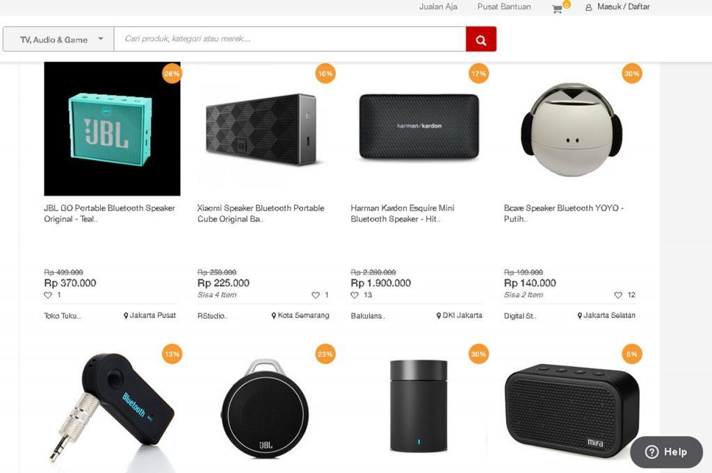 speaker portable murah di sini - mataharimall