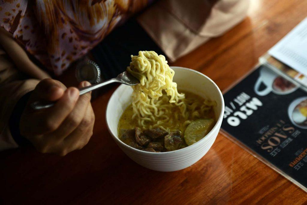 Menu Indomie Warunk Upnormal Bandar Lampung - Yopie Pangkey