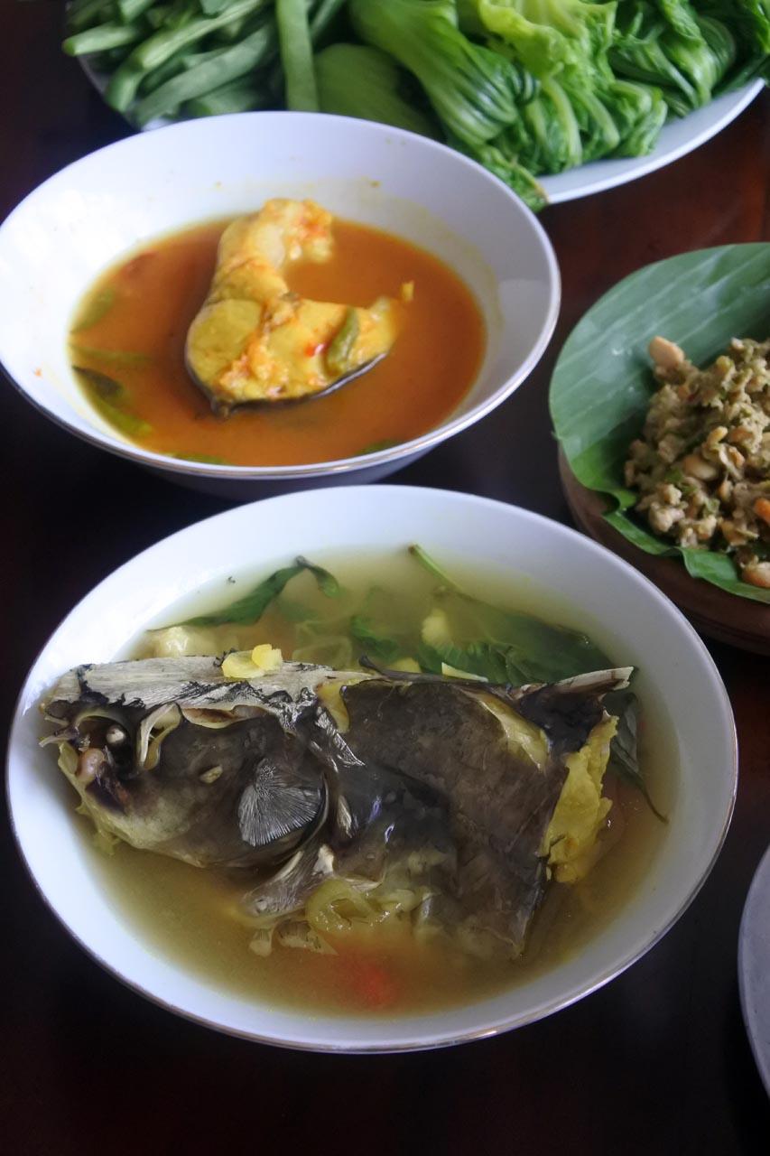 Pindang baung Lampung - Umah Bone Resto - Yopie Pangkey - 6