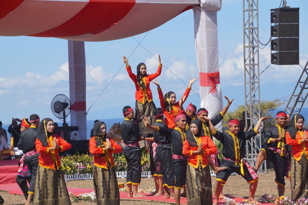 Festival Tambora 2018 - Dudi Hermansyah