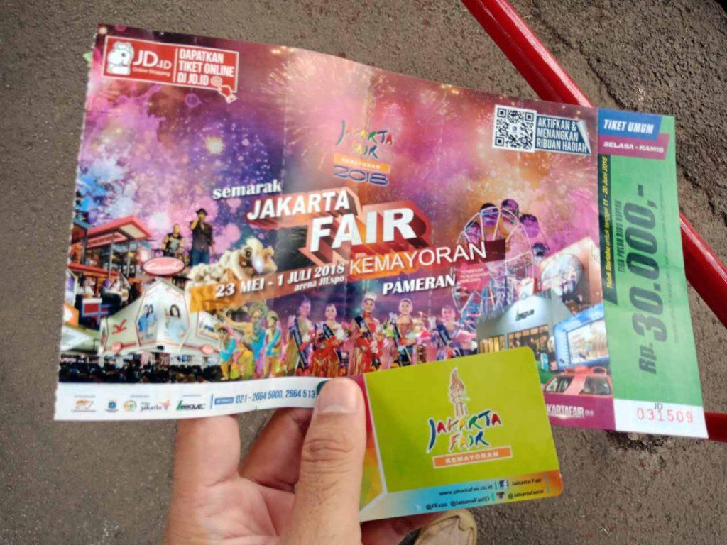 Jakarta Fair 2018 - Yopie Pangkey - 3
