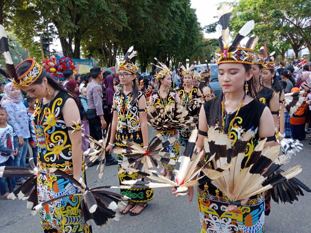 Erau Adat Kutai dan Festival Kesenian Rakyat Internasional VI - 2018 - wisata kalimantan timur - yopiefranz - 12