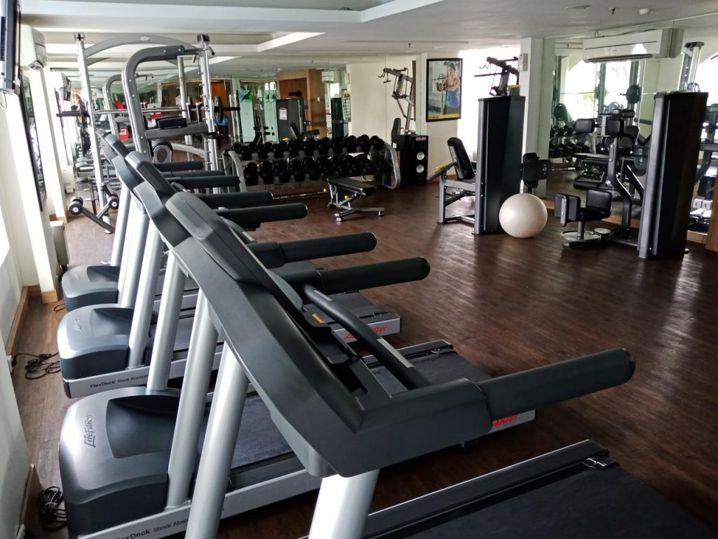 Fitness center - Hotel Grand Zuri BSD City - Tangerang Selatan - Yopie Pangkey - 3