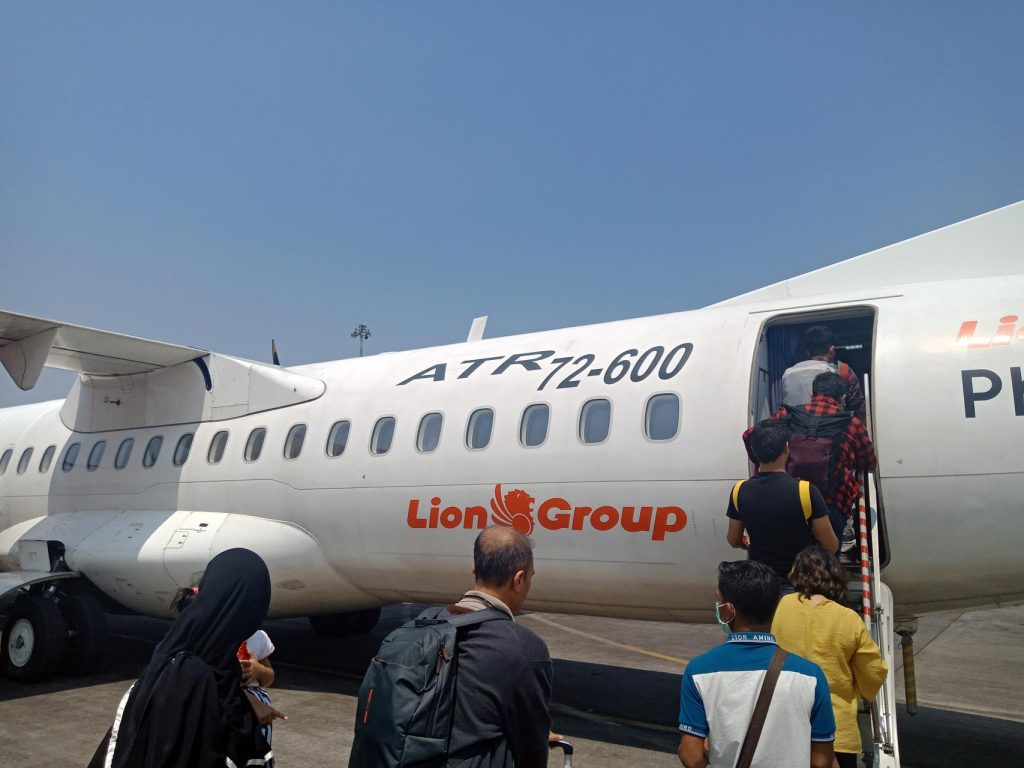 Penerbangan ke Sumenep Madura - Yopie Pangkey - 5