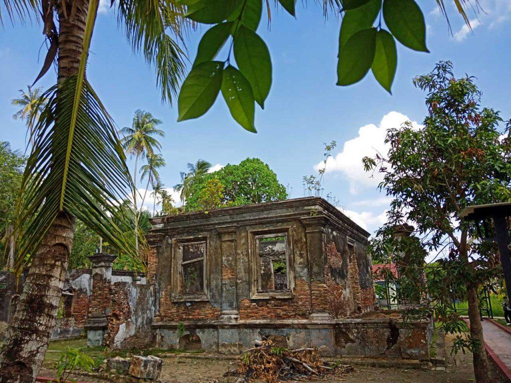 Gedung Hakim Mahkamah Syariah Raja Haji Abdullah - Wisata Pulau Penyengat - Yopie Pangkey - 3
