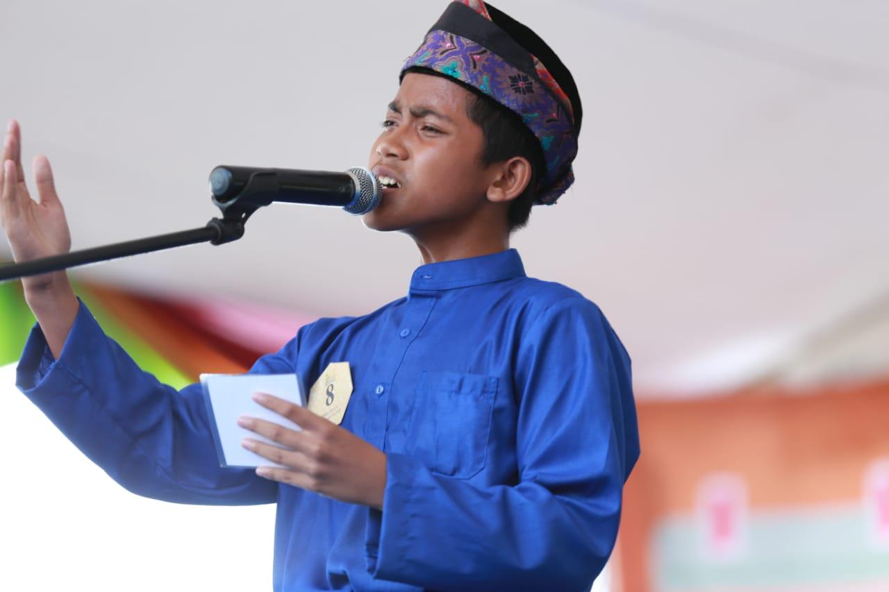 Gurindam Dua Belas - Gurindam 12 - Gurindam XII - Festival Pulau Penyengat 2019 - Razib