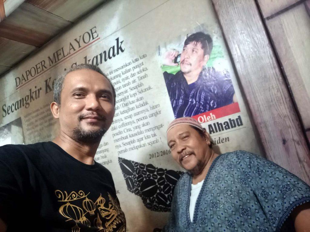 Kopi Sekanak Tanjungpinang - Waroeng Melayu - Yopie Pangkey - 2