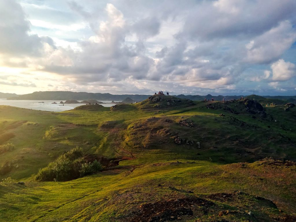 merese hill sunset point - bukit merese lombok ntb - Yopie Pangkey