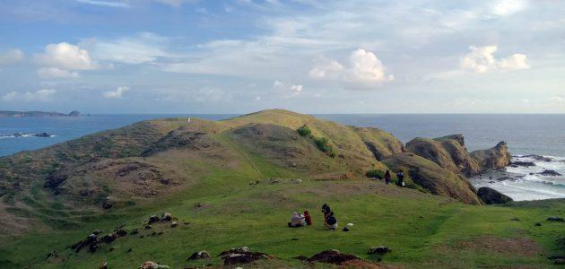 wisata bukit merese - merese hills sunset - Yopie Pangkey