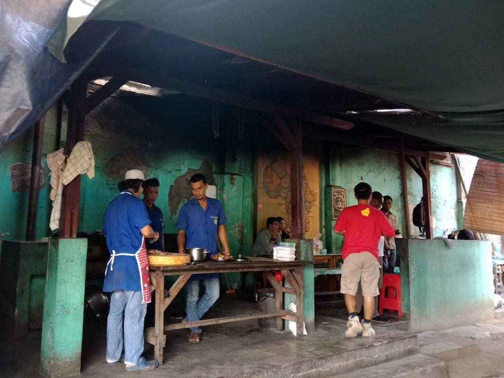 Lokasi Sate Domba Afrika Haji Ismail - Tanah Abang - Yopie Pangkey - @yopiefranz - 1