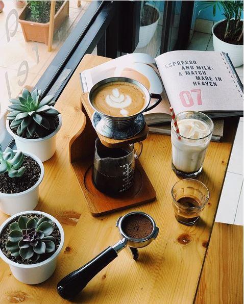 coffee shop di bandar lampung - damaicoffeeroastery
