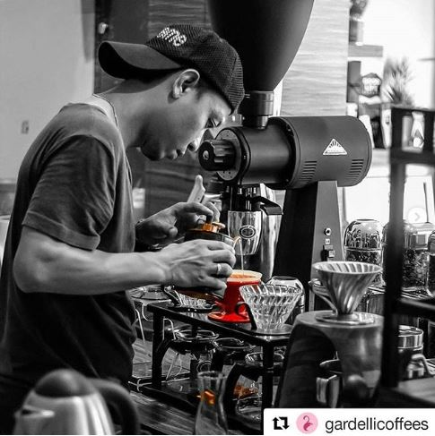 coffeeshop di bandar lampung - amnesty coffee
