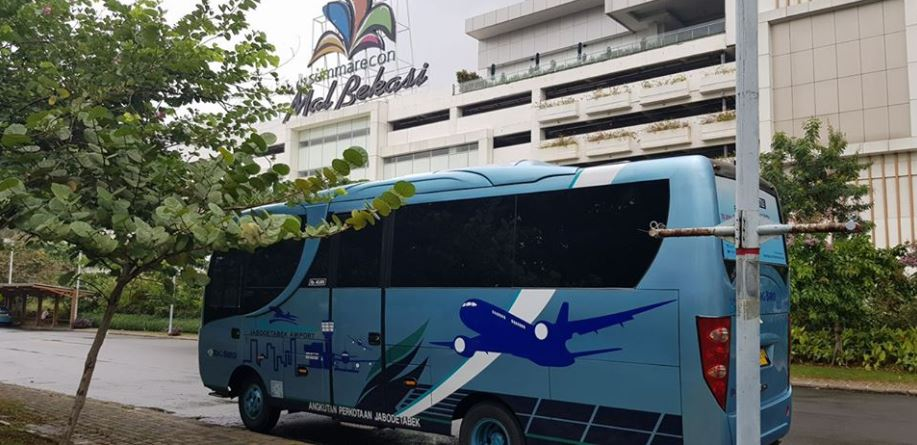 BigBird Shuttle - Facebook Big Bird Shuttle